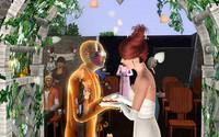 トリスタとロデリックの結婚