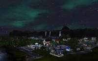 Aurora Skies の夜