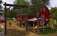 ケント農場にミルキー酪農場設置