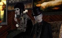 ハロウィン2013 - ヴァシリーサとオーギュストさん