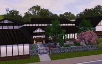 時枝さんのお家