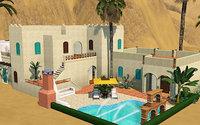 マーカスさんのエジプトの別荘