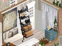 フェリシアの部屋、玄関