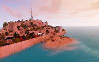 シムズ3の軍艦島