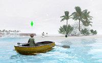 冬の Suvadiva Resort